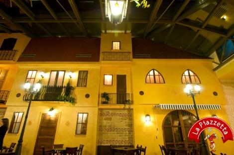 (P) Meniuri speciale pentru studenti la Restaurantul La Piazzetta Cluj