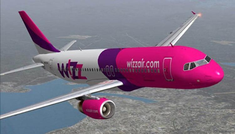 Wizz Air anunta o noua ruta din vara: Cluj-Napoca - Bucuresti