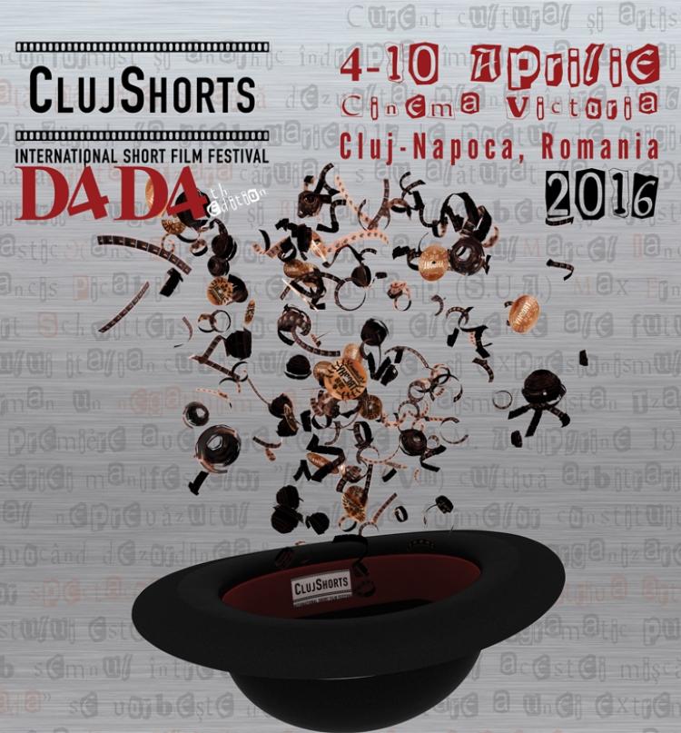 ClujShorts 2016 – la linia de start 4-10 Aprilie, Cinema Victoria, Cluj-Napoca