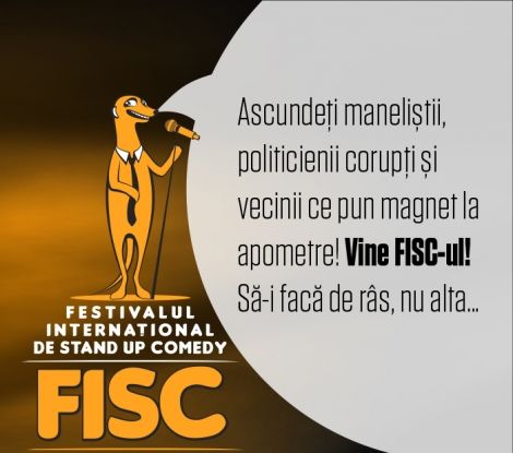 Atentie, vine Fiscul! 3 - 10 noiembrie 2014 Casa de Cultura