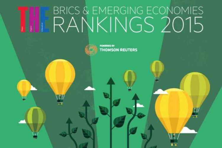 UBB este pe primul loc conform BRICS & Emerging Economies Rankings 2016