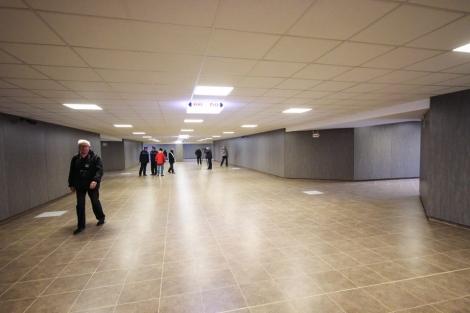 Pasajul subteran din Piata Garii este de acum functional