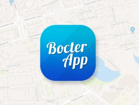 BocterApp - prima aplicatie pt. smartphone din Cluj care detecteaza controlorii CTP