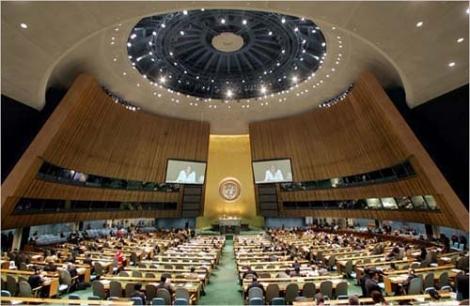 Poti reprezenta si tu Romania in cadrul Adunarii Generale ONU din New York!