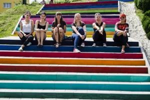 Clujul prinde culoare! Începe festivalul Colours of Cluj