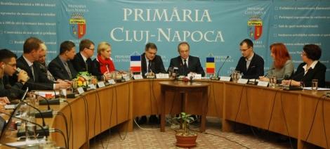 Clujul va avea anul viitor cinci limbi oficiale