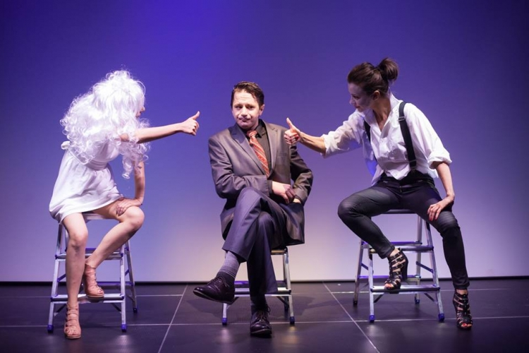 Teatru cu haz si har, in premiera la Comedy Cluj #8
