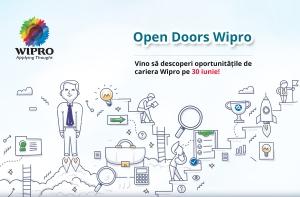 Wipro lanseaza noi oportunitati profesionale