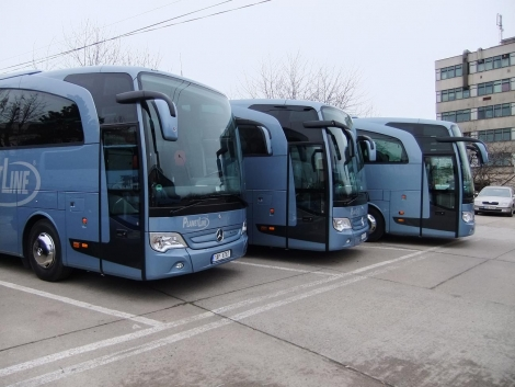 Transport persoane Romania Italia, Romania Germania cu autocar