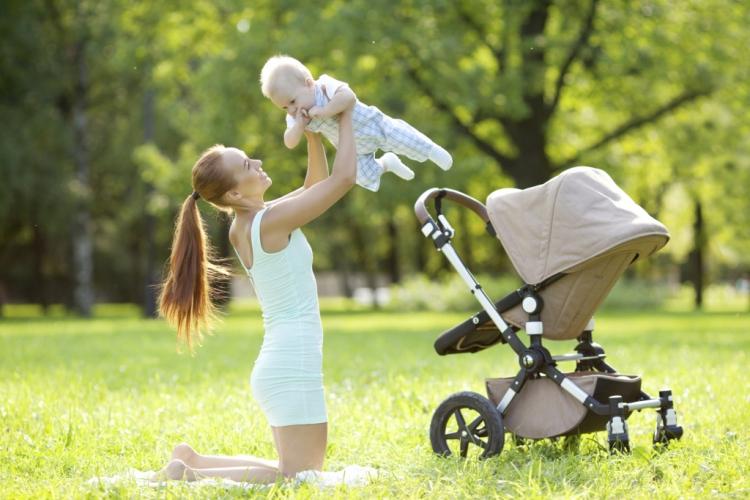 Cum alegem corect carucioarele pentru copii