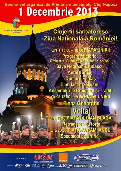 Primaria va invita la petreceri tematice de 1 Decembrie