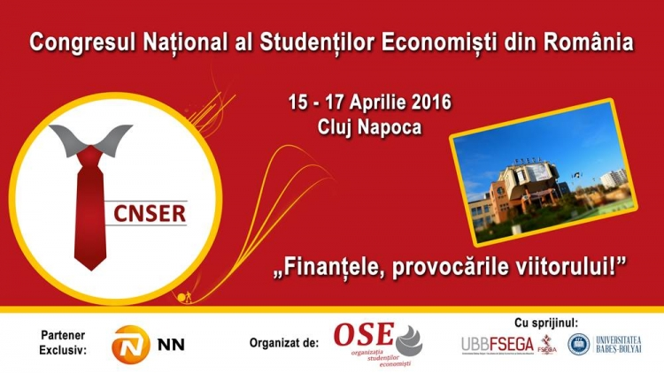 FSEGA va fi gazda Congresului National al Studentilor Economisti din Romania