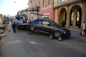 Atentie, soferi! Masinile parcate neregulamentar vor putea fi ridicate din nou!