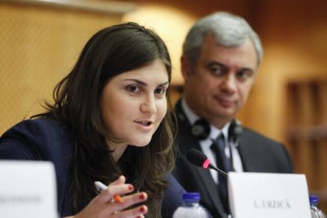 Presedintele studentilor romani a vorbit in Parlamentul European