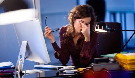 Cum ne pastram ochii odihniti in fata calculatorului?