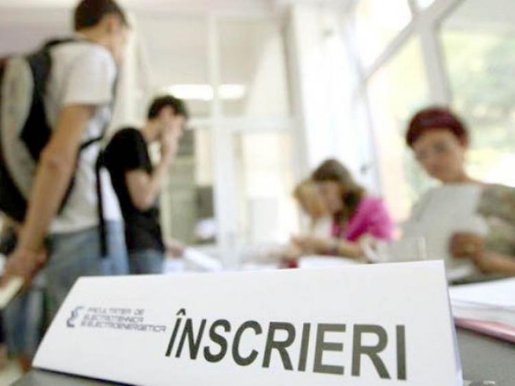 Inscriere la facultate gratuite pentru copiii personalului didactic