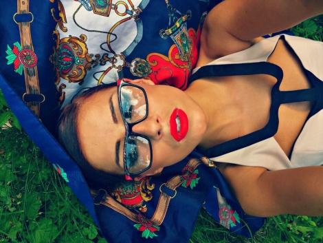 Interviu cu Alina Ceusan: Despre studentie, blog si personal branding