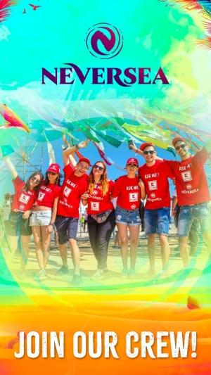 Inscrie-te in echipa de voluntari pentru NEVERSEA! Ai sansa sa faci parte din echipa de festival pentru G-EAZY, DJ Snake, Steve Aoki, Sean Paul sau Jessie J