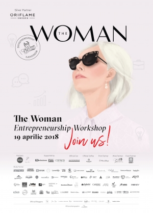 Atuuri de antreprenor: brandul personal, storytelling si eticheta business @The Woman Entrepreneurship Workshops