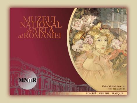 """Muzeul National de Arta al Romaniei va putea fi """"vizitat"""" si online din februarie!"""
