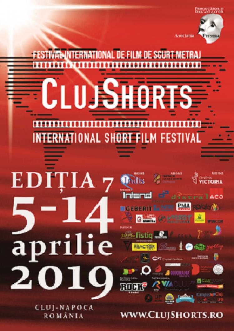 Astazi incepe ClujShorts 2019. Vezi programul detaliat mai jos!