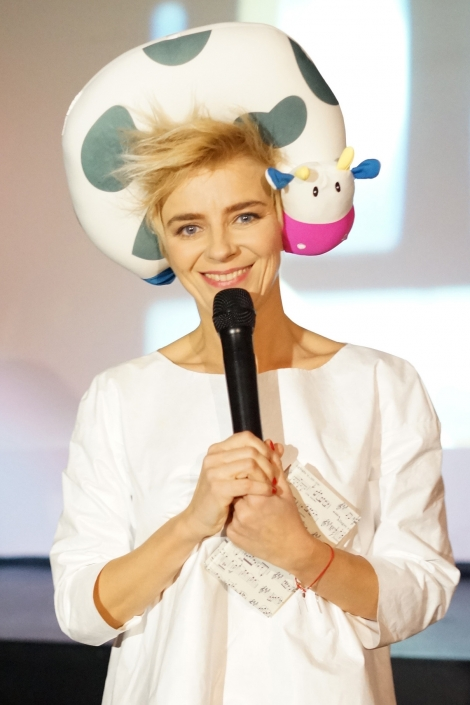 Gianina Corondan va prezenta Gala Comedy Cluj @ 18 octombrie Cinema Florin Piersic