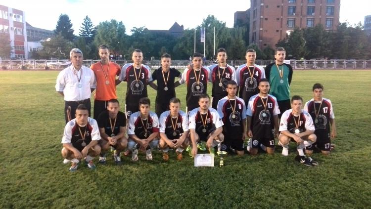 Fotbalistii UBB au castigat locul III al Campionatului National Universitar de Fotbal