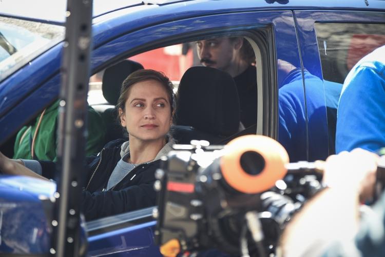 """Irina Radulescu, fiica lui Dem Radulescu, debuteaza in cinema cu rolul din filmul """"Urma"""""""