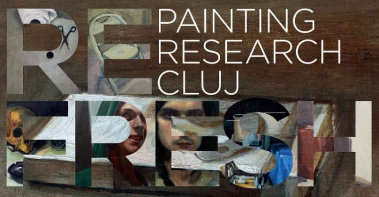 "Vernisaj de pictura la UBB: ""RE FRESH – PAINTING/ RESEARCH/ CLUJ"""