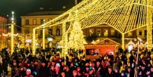 Targul de Craciun Cluj-Napoca s-a clasat pe locul 8 in topul celor mai frumoase targuri de Craciun din Europa