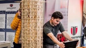 Studentii UT Cluj participa, din nou, la Concursul de Design Seismic din SUA