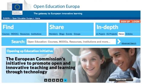 Cursuri europene de prestigiu online pentru studentii romani