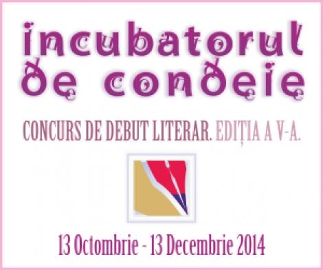 """AdLittera da startul concursului """"Incubatorul de condeie"""" pentru scriitorii amatori"""