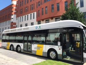 Autobuzele pe hidrogen - urmatorul nivel pentru transportul public din Cluj-Napoca