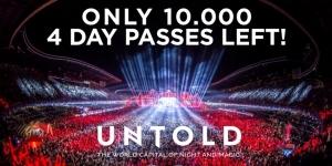 Ultima sansa de a merge la UNTOLD 2017: mai sunt doar 10.000 de abonamente disponibile!