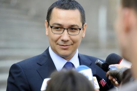 Lui Victor Ponta i s-a admis cererea de renuntare la titlul de doctor in drept