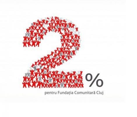 Directioneaza 2% din impozit pentru Fundatia Comunitara Cluj