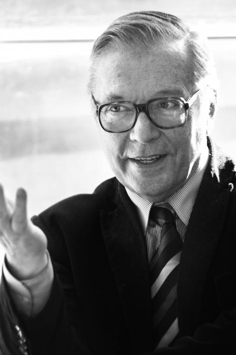 Krzysztof Zanussi – Premiul pentru intreaga cariera la TIFF