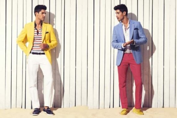 5 Tendințe de primăvara în moda masculină