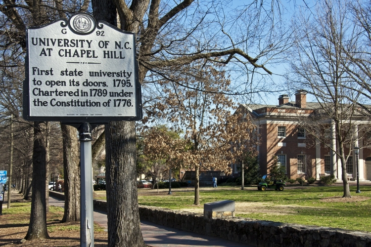 FSEGA a semnat un contract de colaborare cu University of North Carolina