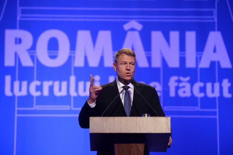 Presedintele Klaus Iohannis cere mai multi bani pentru cercetare