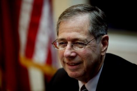 Mark Gitenstein - fostul ambasador SUA in Romania - in vizita la FSEGA