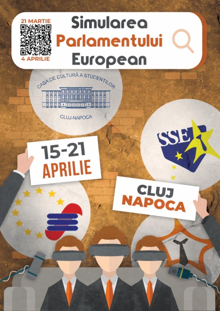 Societatea Studentilor Europenisti va organiza la Cluj Simularea Parlamentului European
