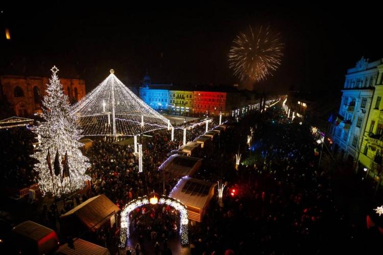 Targul de Craciun de la Cluj-Napoca intre cele mai frumoase 24 targuri din Europa