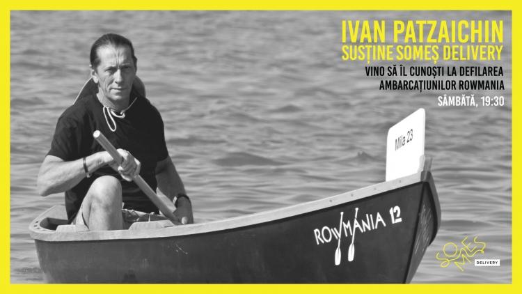 A 5-a editie Somes Delivery revine mai verde ca niciodata!  Invitat special: Ivan Patzaichin