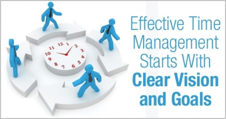 10 sfaturi pentru organizarea eficienta a timpului
