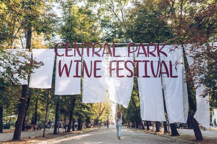 Central Park Wine Festival isi deschide astazi portile pentru 4 zile