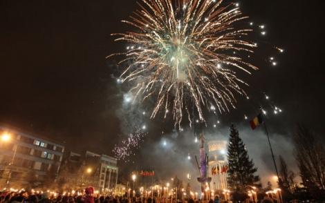 Cati bani a alocat Primaria Cluj pentru Revelion 2014 si Targul de Craciun?