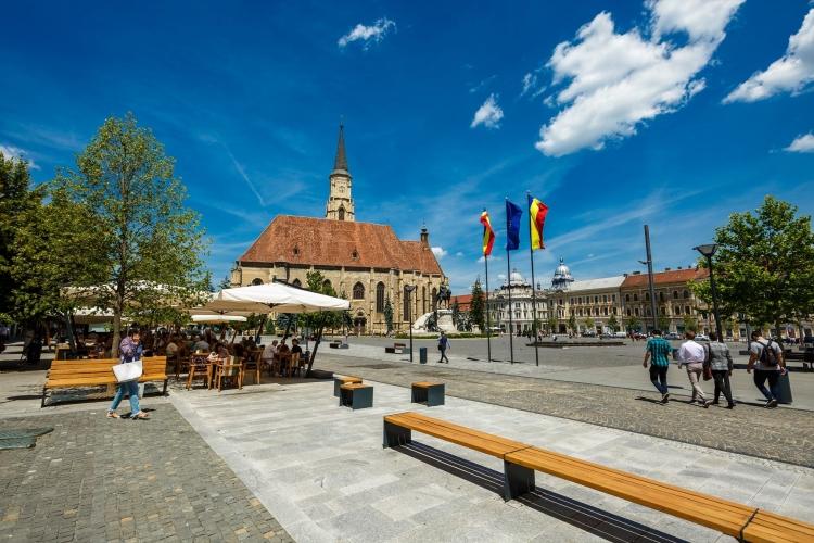 Primaria Cluj-Napoca faciliteaza comunicarea online: 18 locuri cu Wi-Fi gratuit in oras
