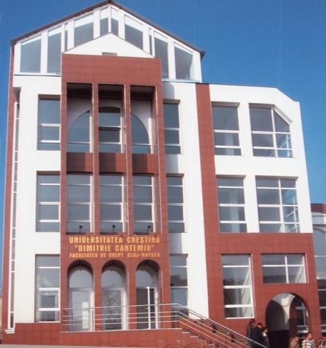 Universitatea Crestina Dimitrie Cantemir Cluj - Facultatea de Drept